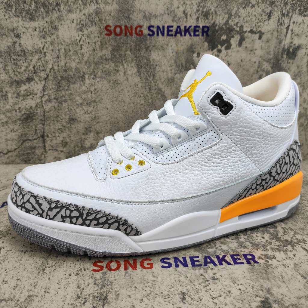 Air Jordan 3 Retro Laser Orange (W)