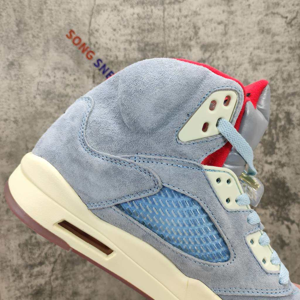 Air Jordan 5 Retro Trophy Room Ice Blue