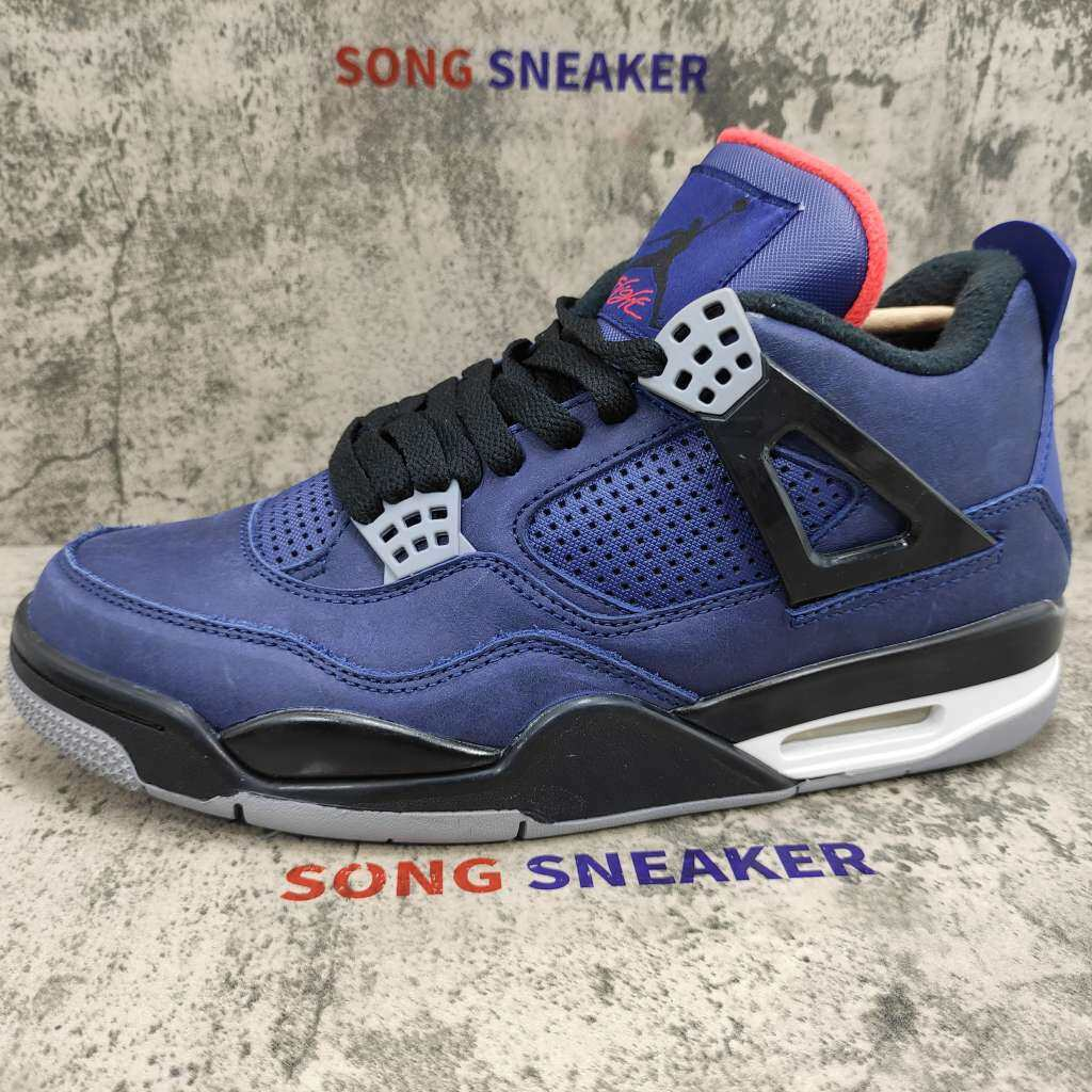 Travis Scott x Air Jordan 4 Retro Purple
