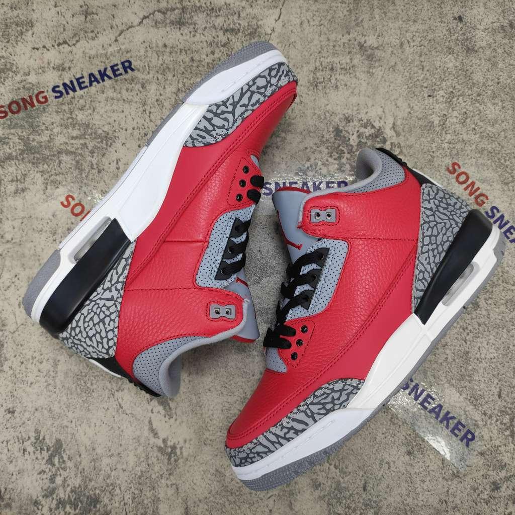 Air Jordan 3 Retro SE Unite Fire Red