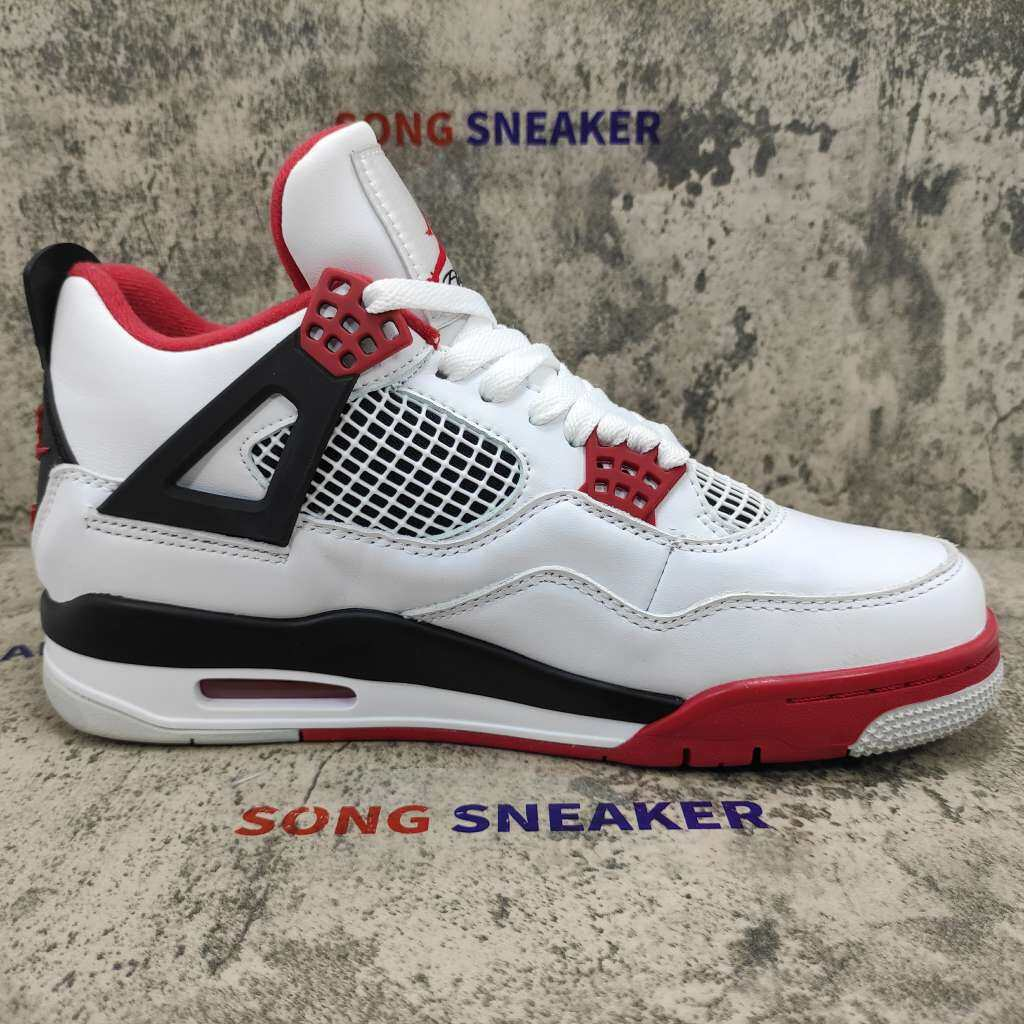 Air Jordan 4 Retro Fire Red (2012)