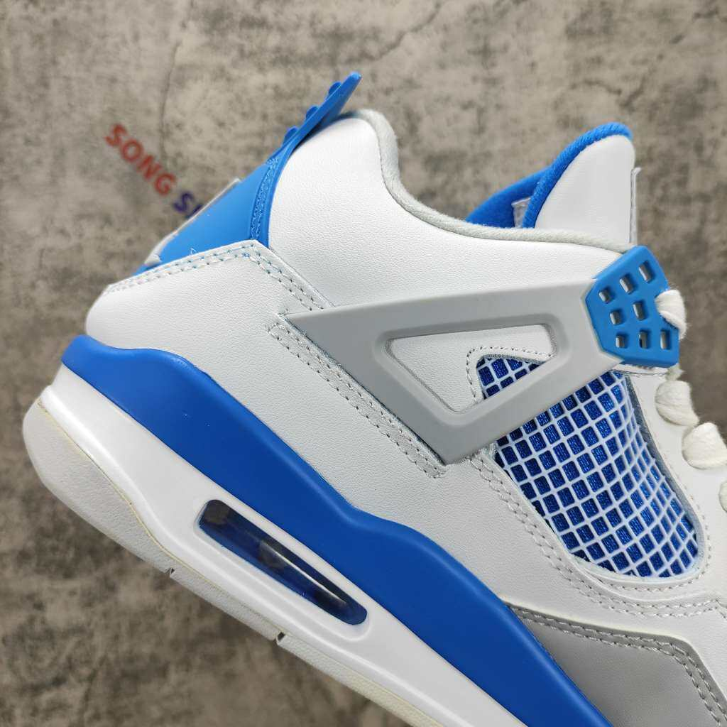 Air Jordan 4 Retro Military Blue (2012)