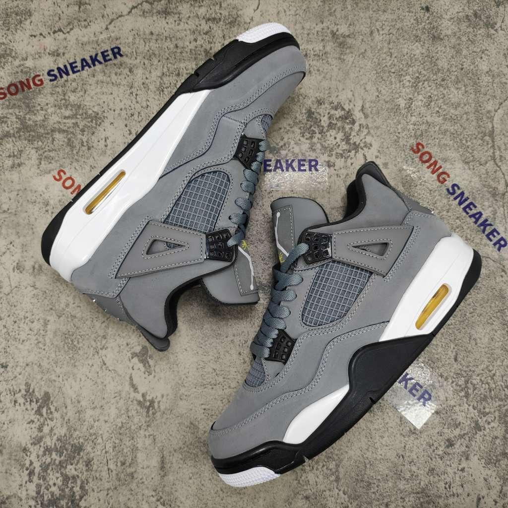 Air Jordan 4 Retro Cool Grey (2004)
