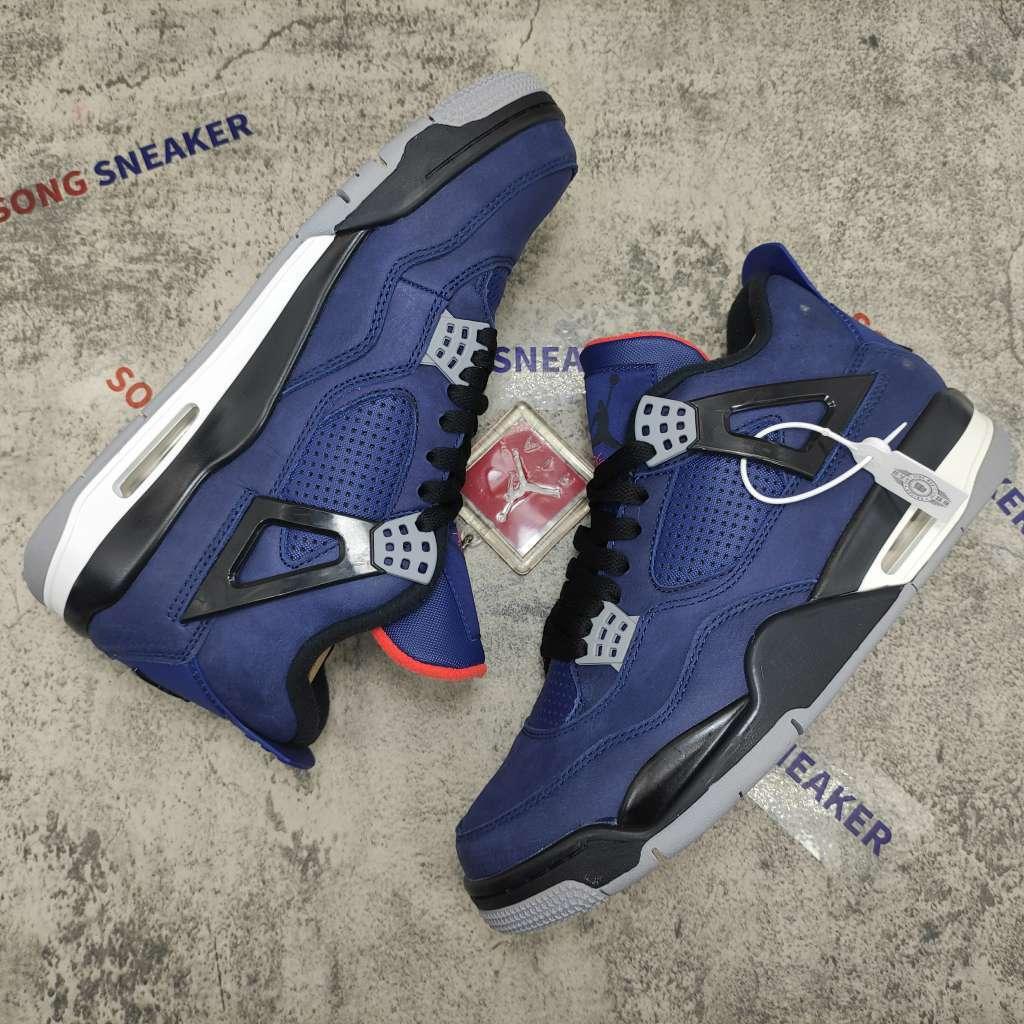 Air Jordan 4 Retro Winterized Loyal Blue