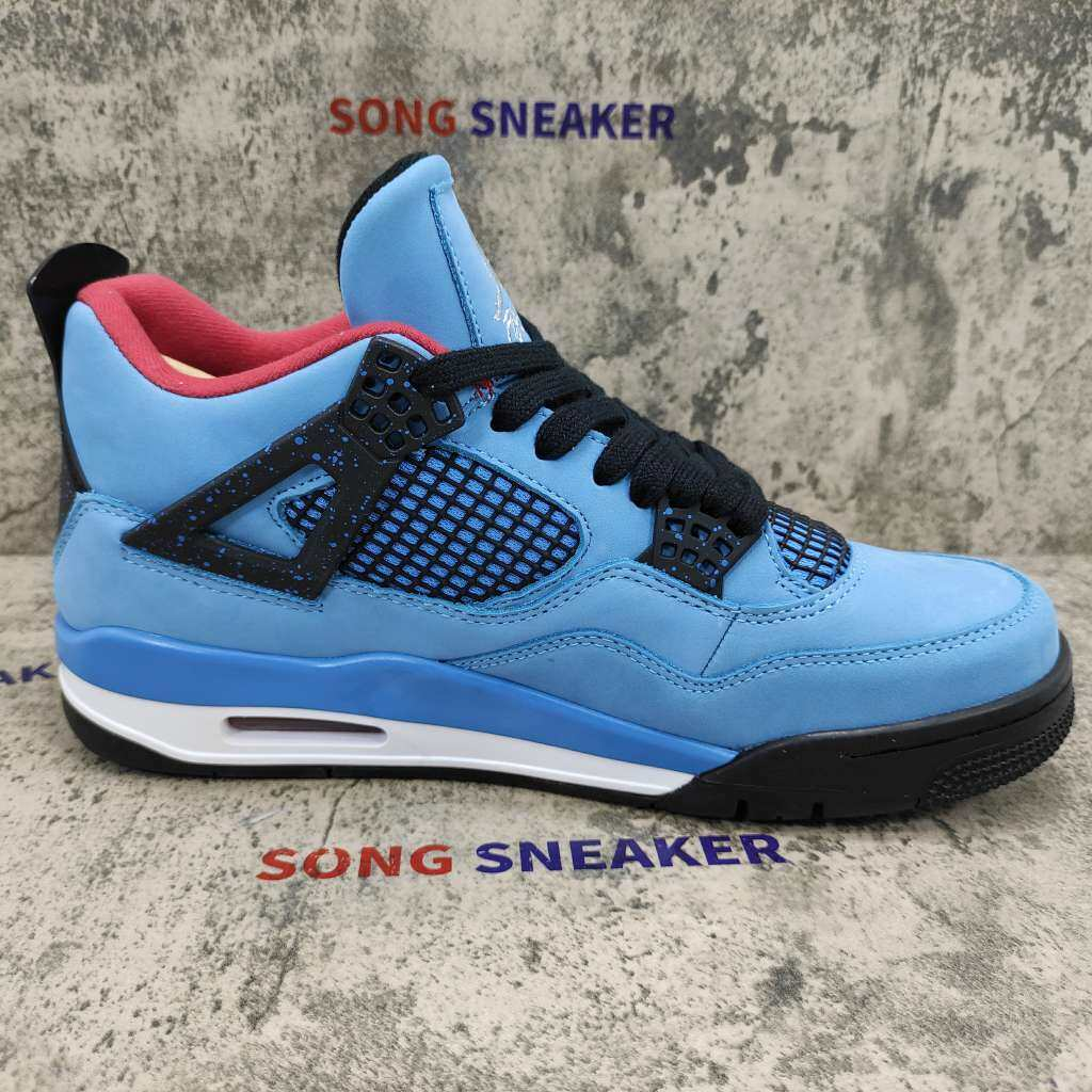Air Jordan 4 Retro Travis Scott Cactus Jack