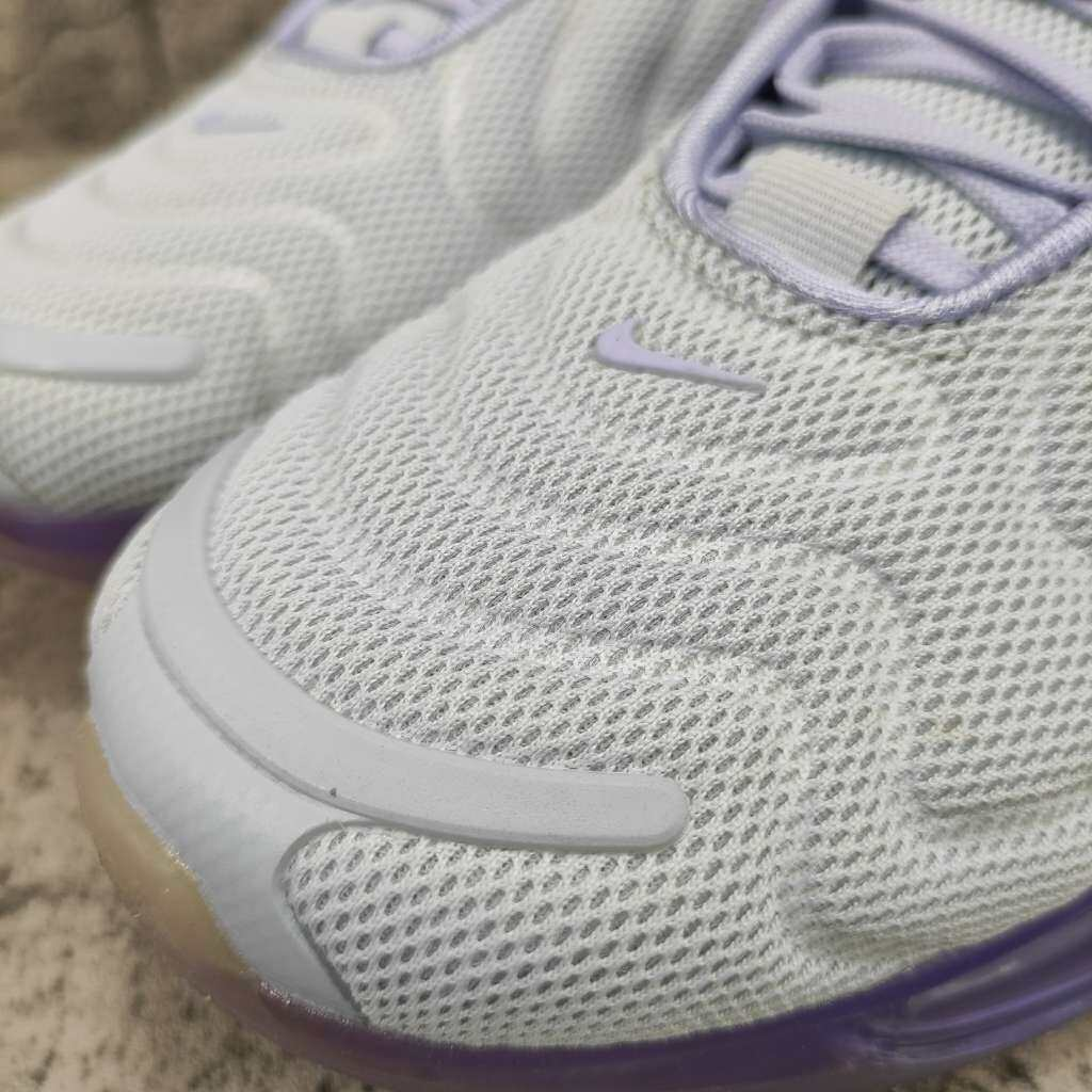 Nike Air Max 720 Pure Platinum Oxygen Purple (W)