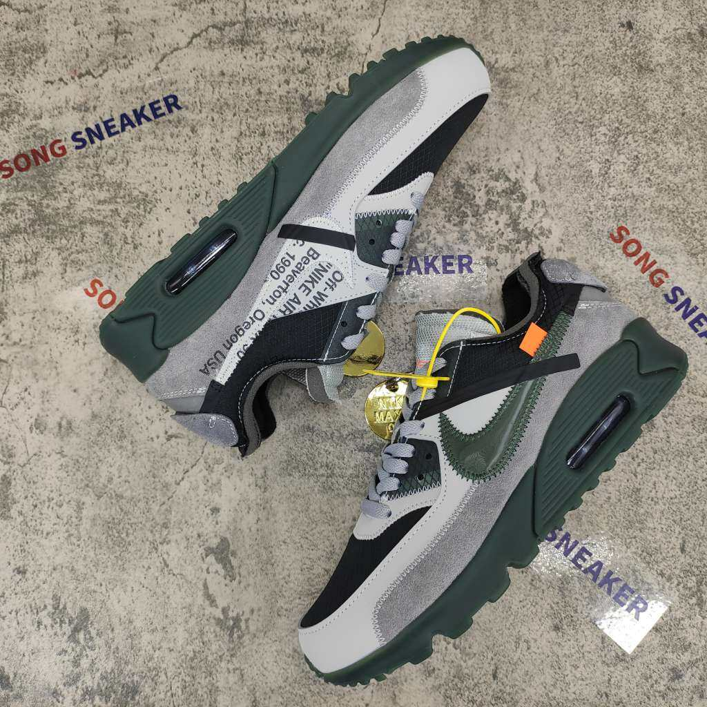 Nike Air Max 90 OFF-WHITE Grey