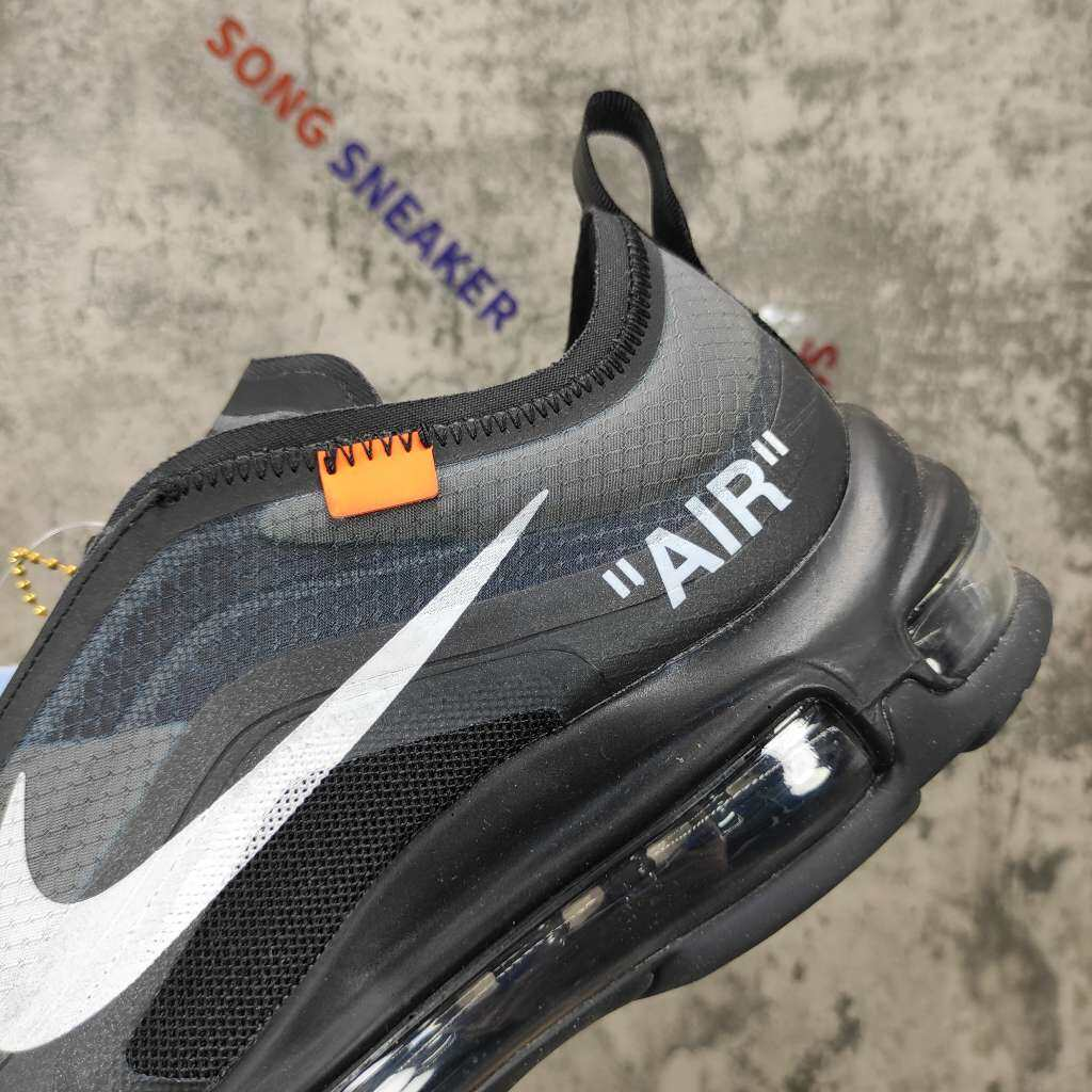 Nike Air Max 97 Off-White Black