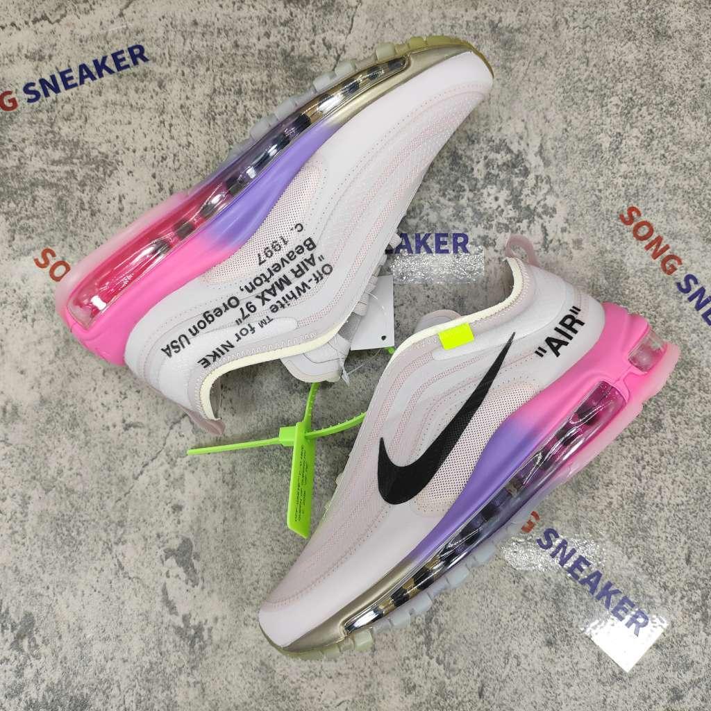 Nike Air Max 97 Off-White Elemental Rose Serena Queen