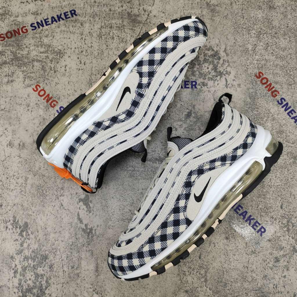 Nike Air Max 97 Plaid Light Cream