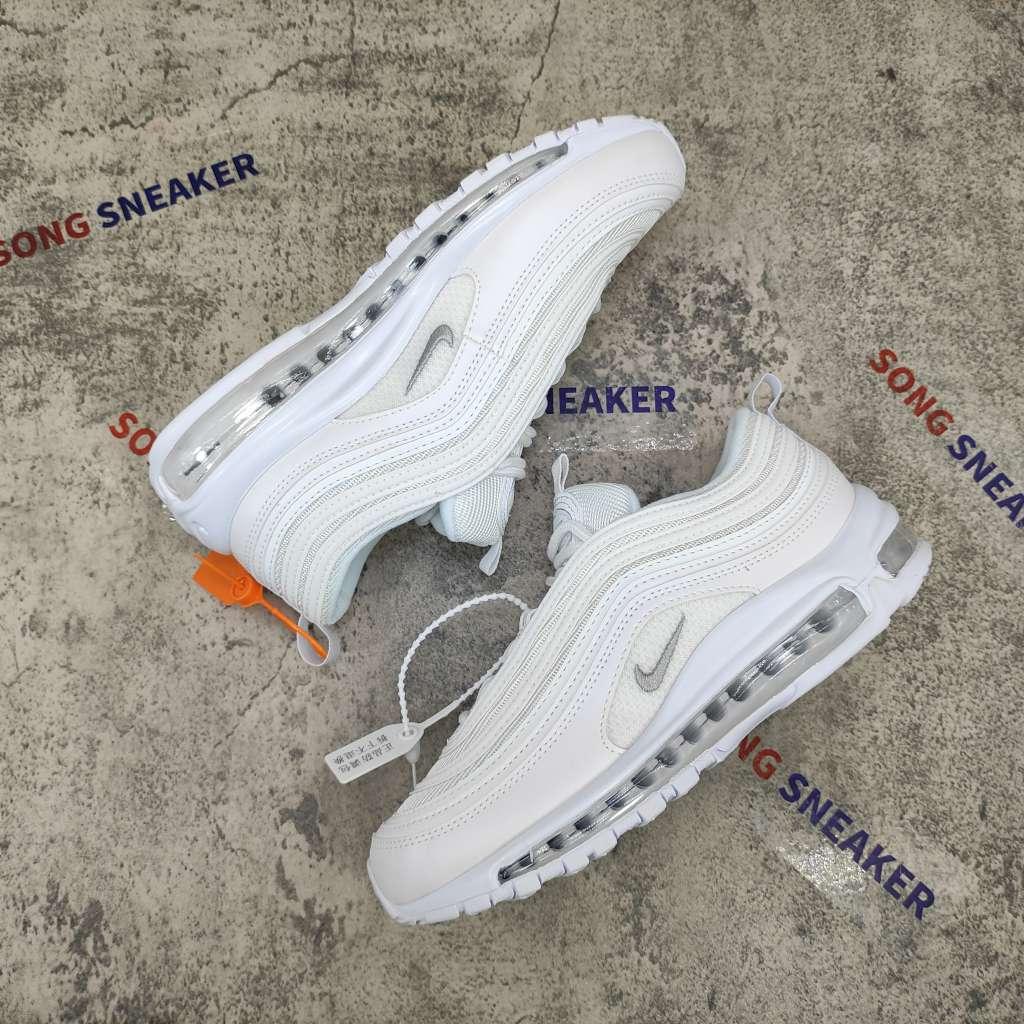 Nike Air Max 97 White Pure Platinum