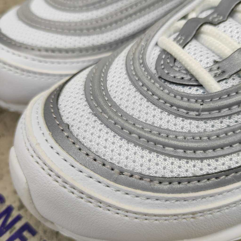 Nike Air Max 97 White Reflect Silver