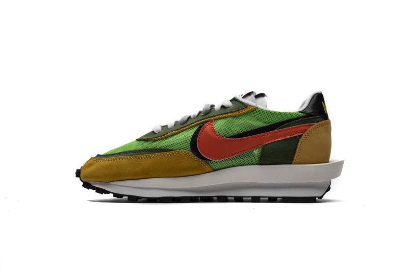 Nike LD Waffle Sacai Green Multi