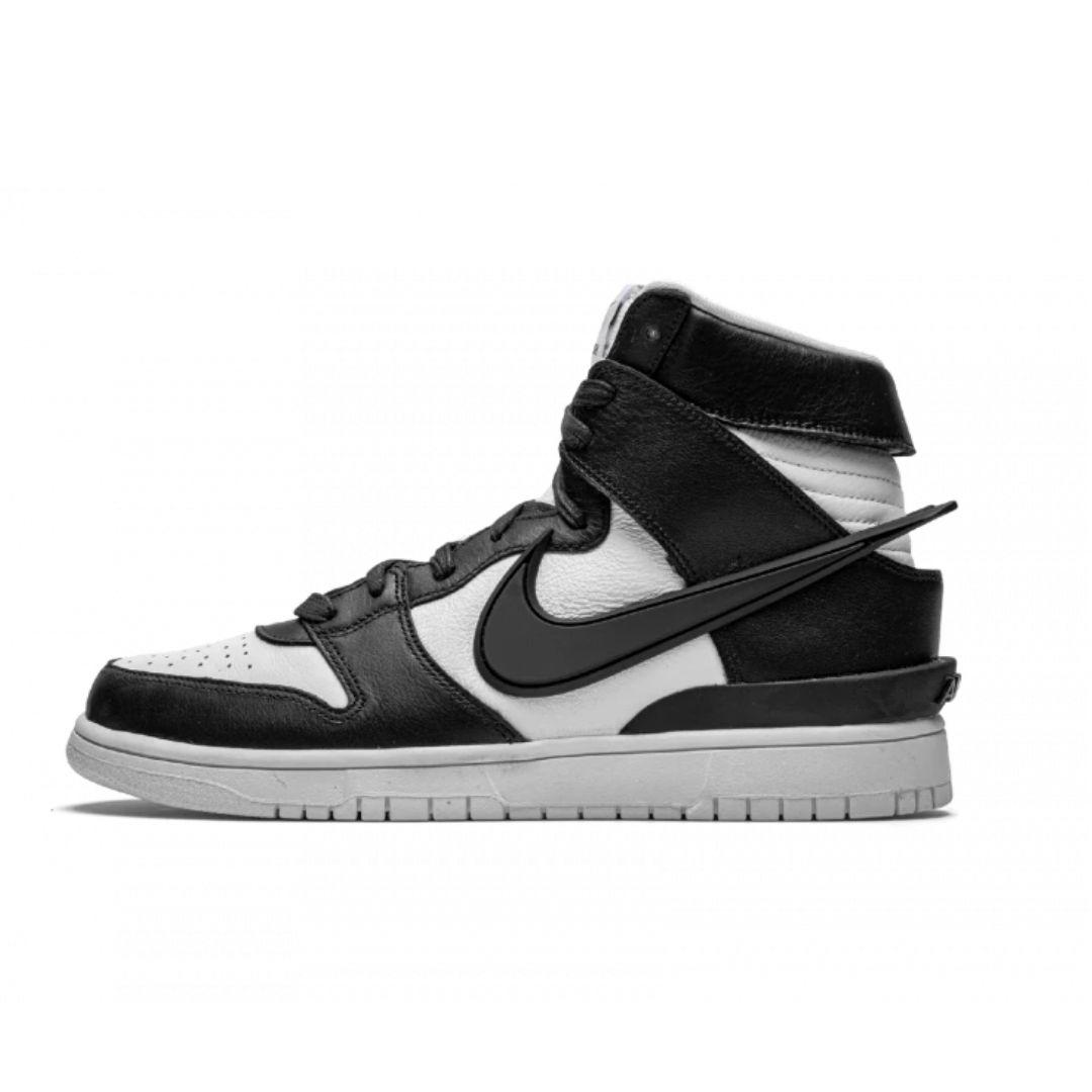 Nike Dunk High Ambush Black White
