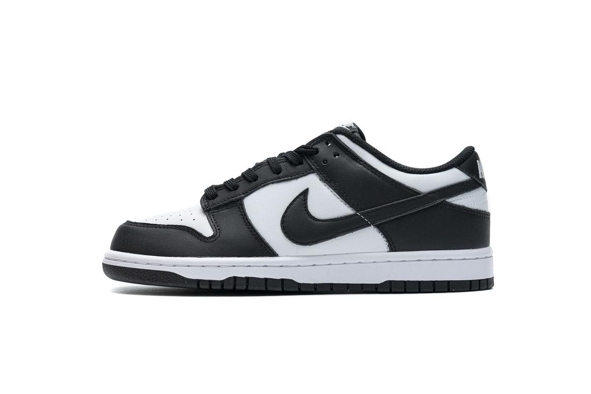 Nike Dunk Low Retro Black DD1503-101