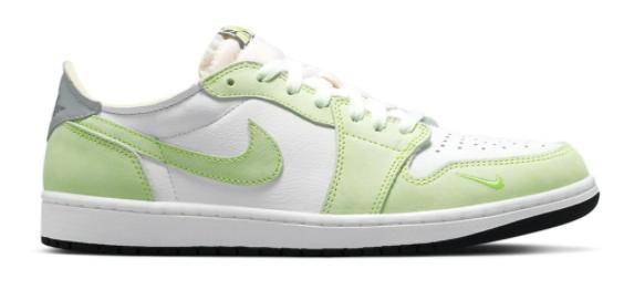 Air Jordan 1 Low OG Ghost Green