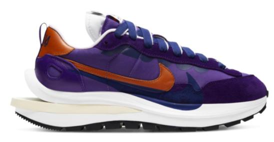 Nike VaporWaffle Dark Iris Sacai