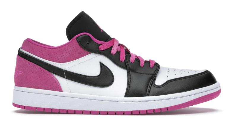 Air Jordan 1 Low Magenta