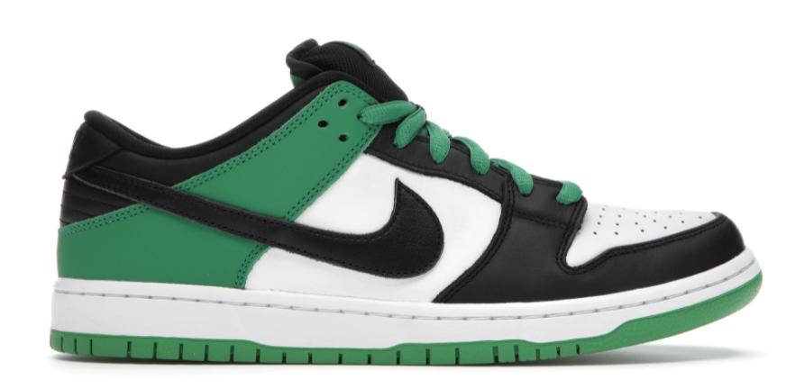 Nike Dunk SB Low Pro Classic Green