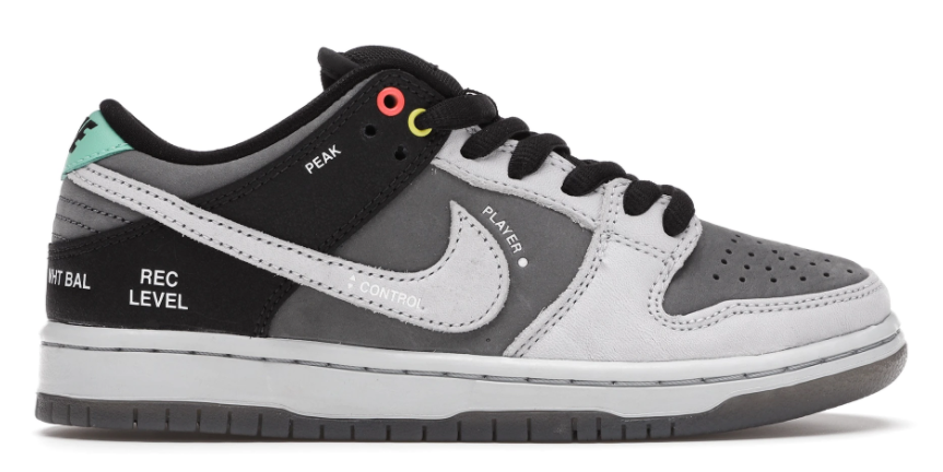 Nike SB Dunk Low Pro Iso VX1000 Camcorder