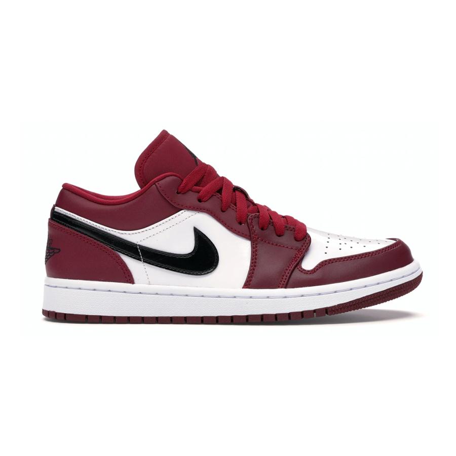 Air Jordan 1 Low Noble Red 553558-604