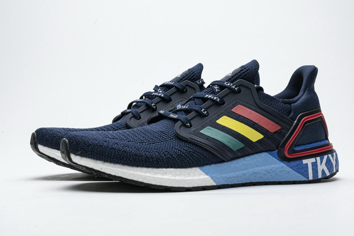 Adidas Ultra Boost 20 City Pack Tokyo FX7811