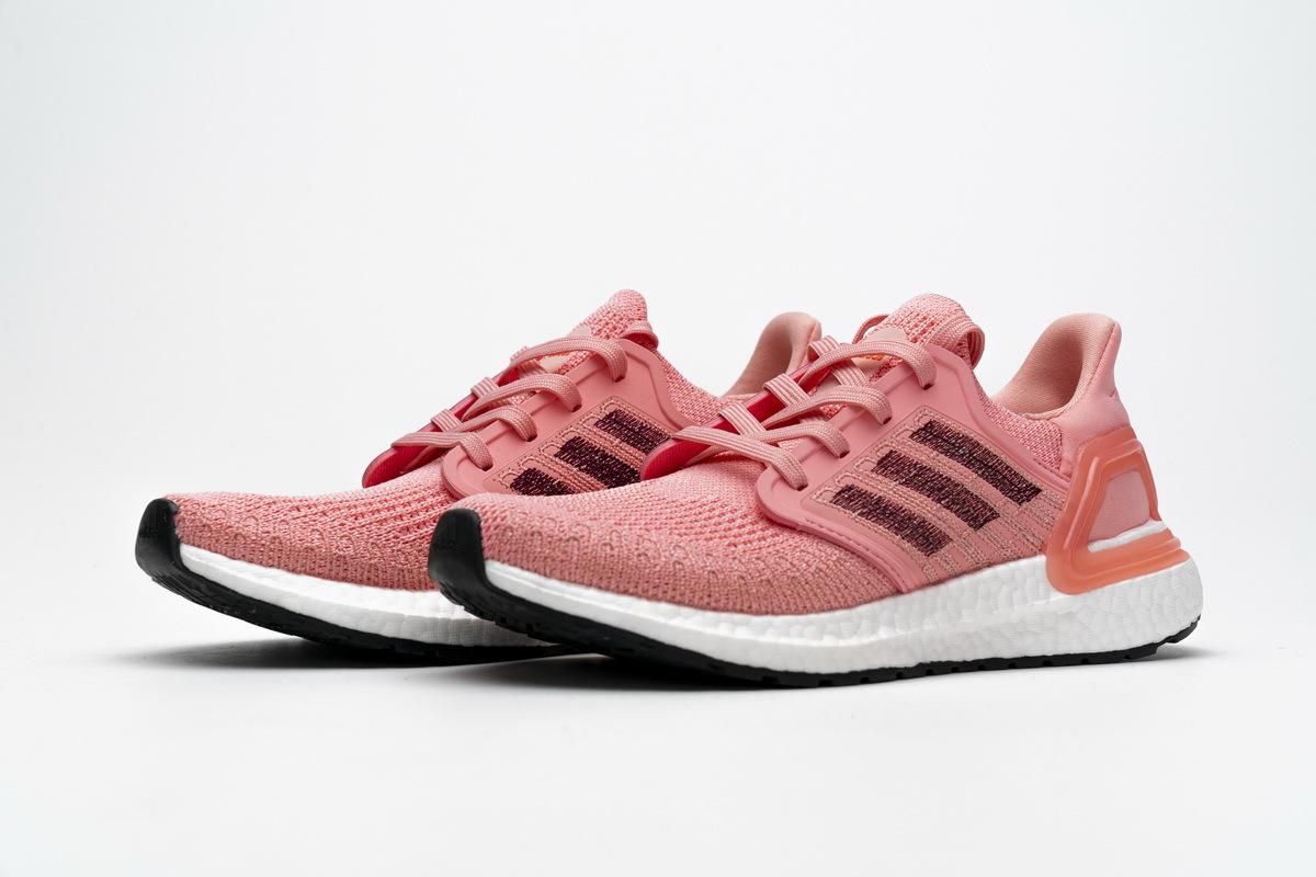 Adidas Ultra Boost 20 Glory Pink (W) EG0716