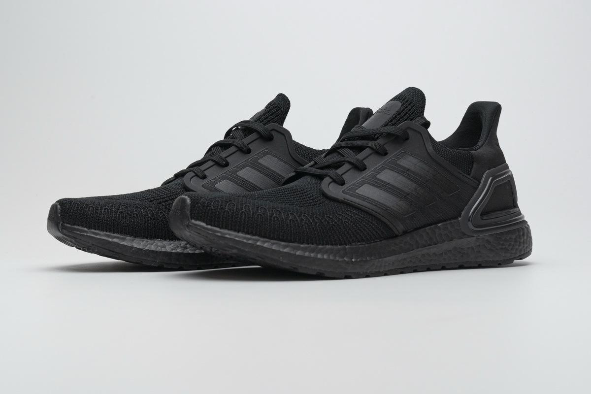 Adidas Ultra Boost 20 Triple Black EG0691