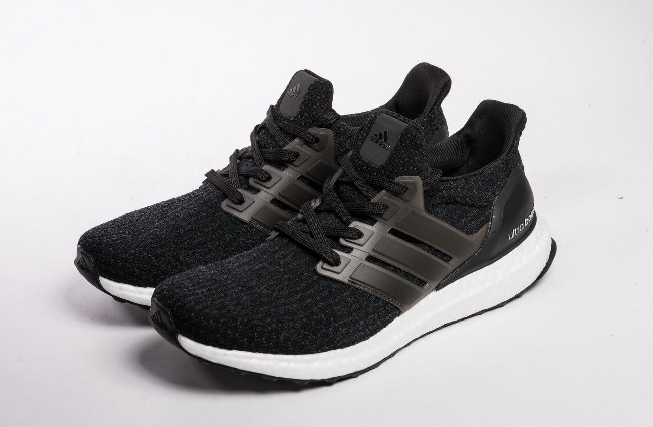 Adidas Ultra Boost 3.0 Core Black BA8842
