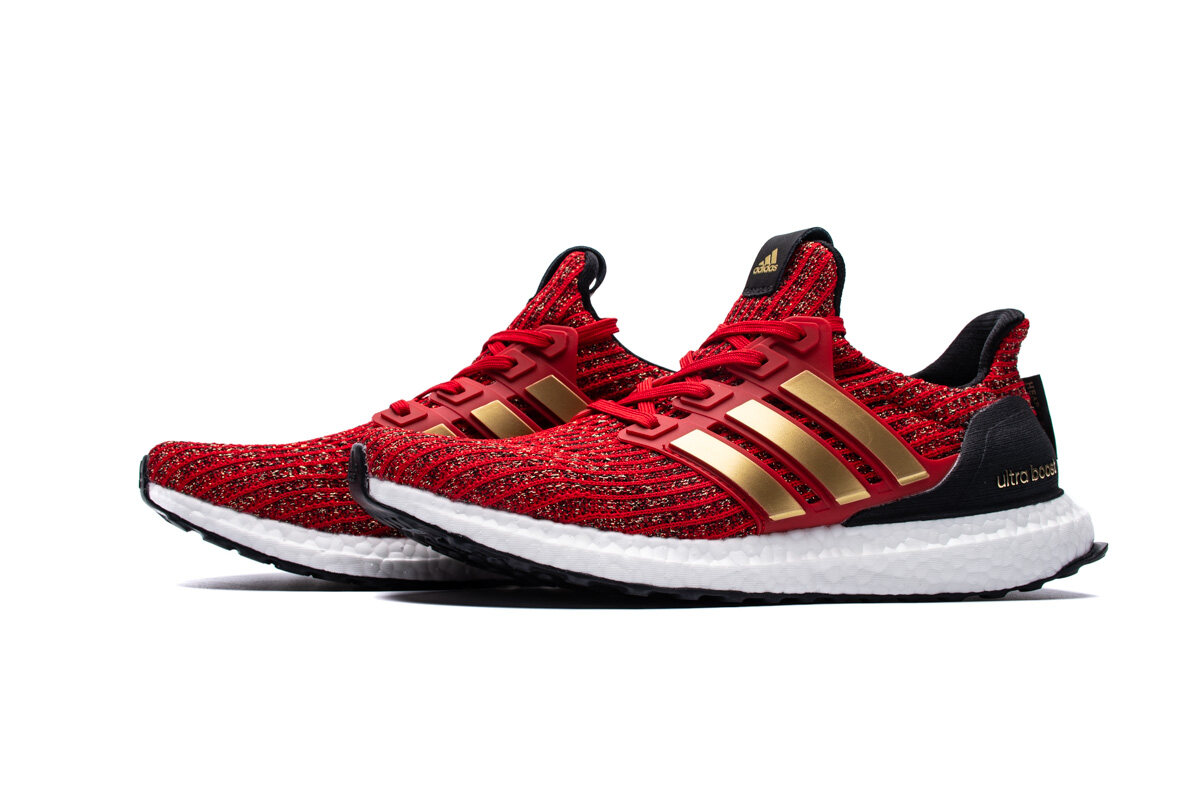 Adidas Ultra Boost 4.0 Game of Thrones House Lannister (W) EE3710