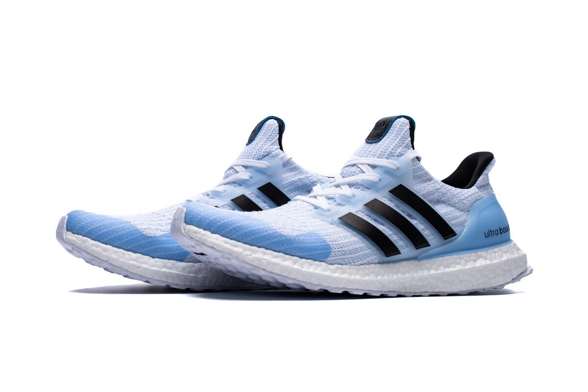 Adidas Ultra Boost 4.0 Game of Thrones White Walkers EE3708