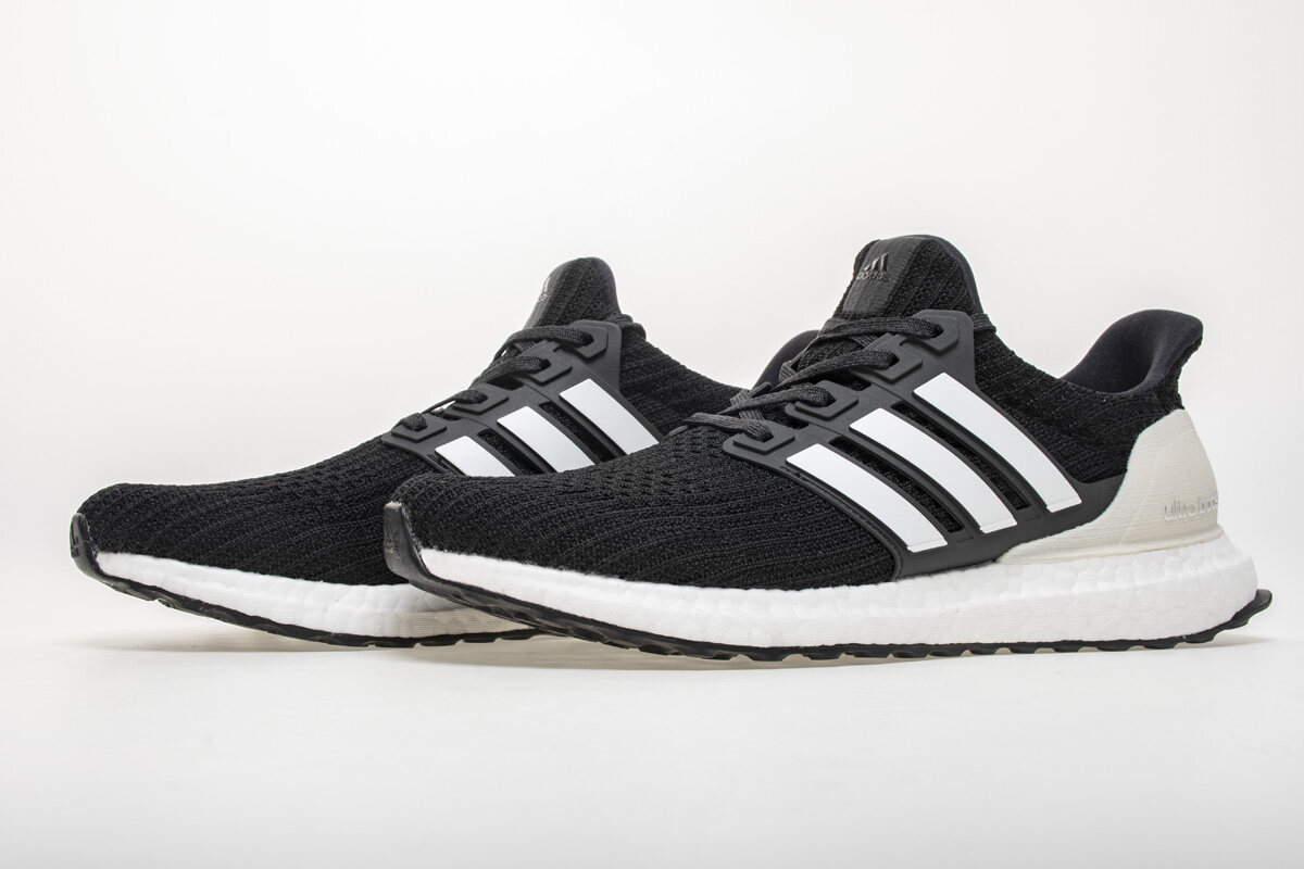 Adidas Ultra Boost 4.0 Show Your Stripes Black AQ0062