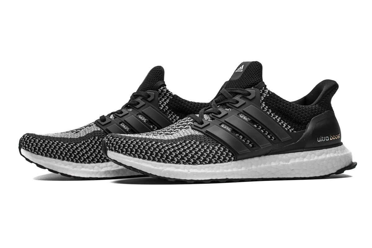 Adidas Ultra Boost 5th Anniversary Black BB6220