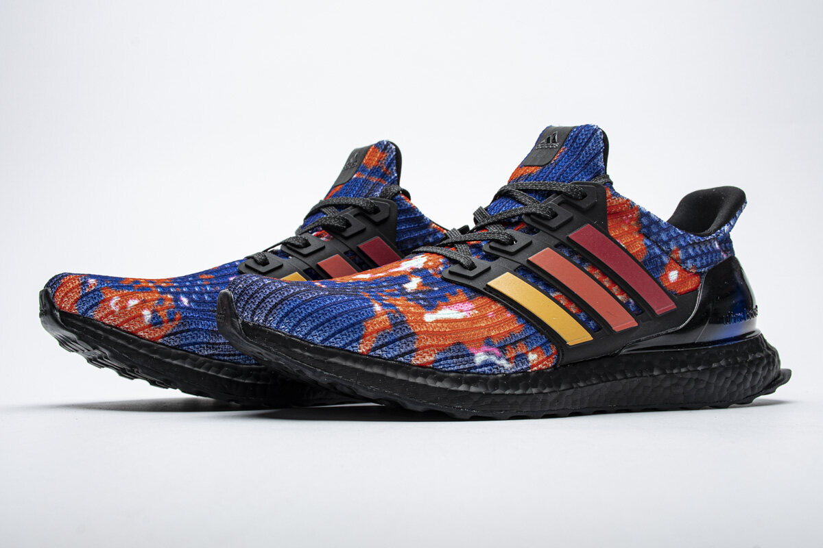 Adidas Ultra Boost Colored Sole Blue FV7281