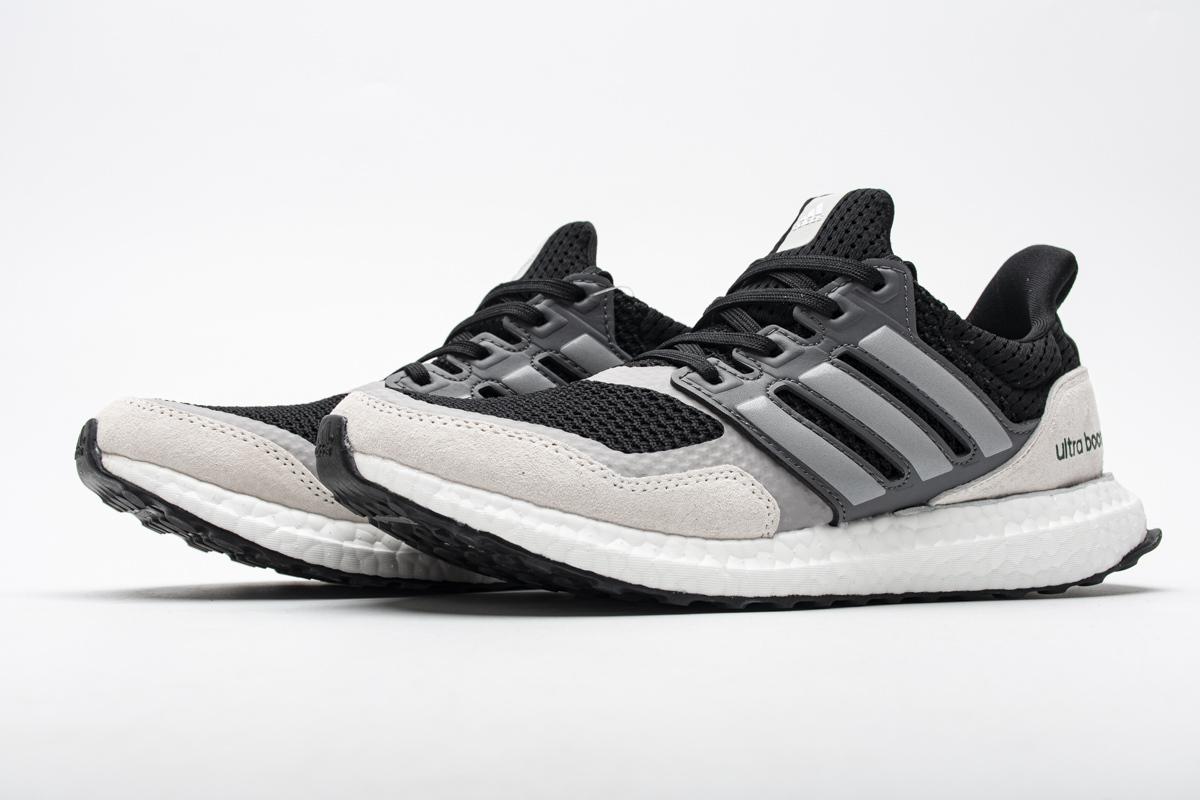 Adidas Ultra Boost S&L Black Grey EF0726
