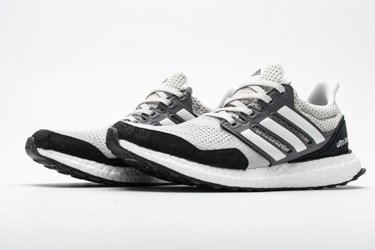 Adidas Ultra Boost S&L Grey One Cloud White Grey Two EF0722