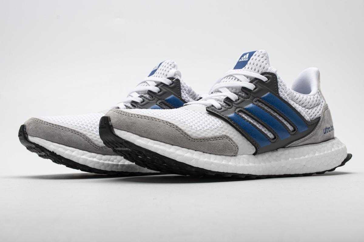 Adidas Ultra Boost S&L White True Blue Grey EF0723