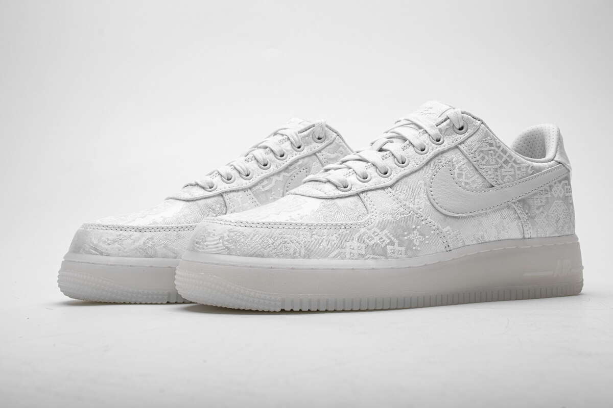 Nike Air Force 1 Low CLOT 1WORLD (2018) AO9286-100