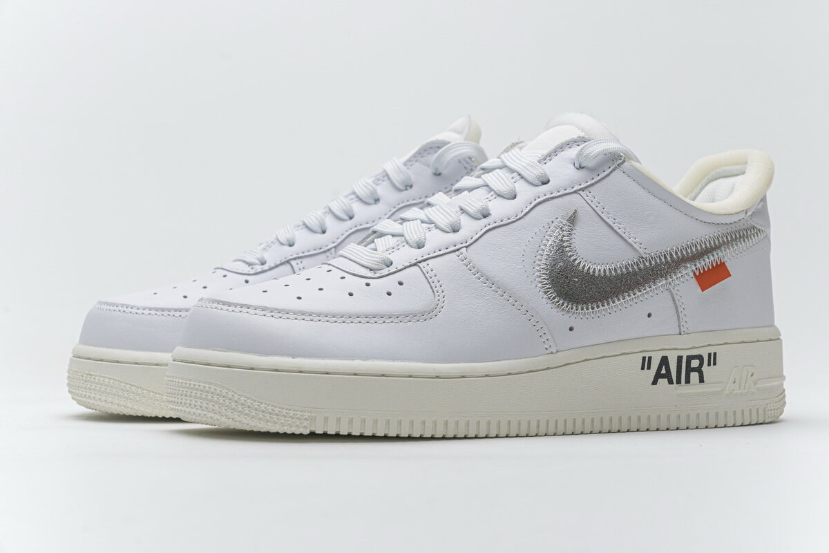 Nike Air Force 1 Low Virgil Abloh Off-White AO4297-100