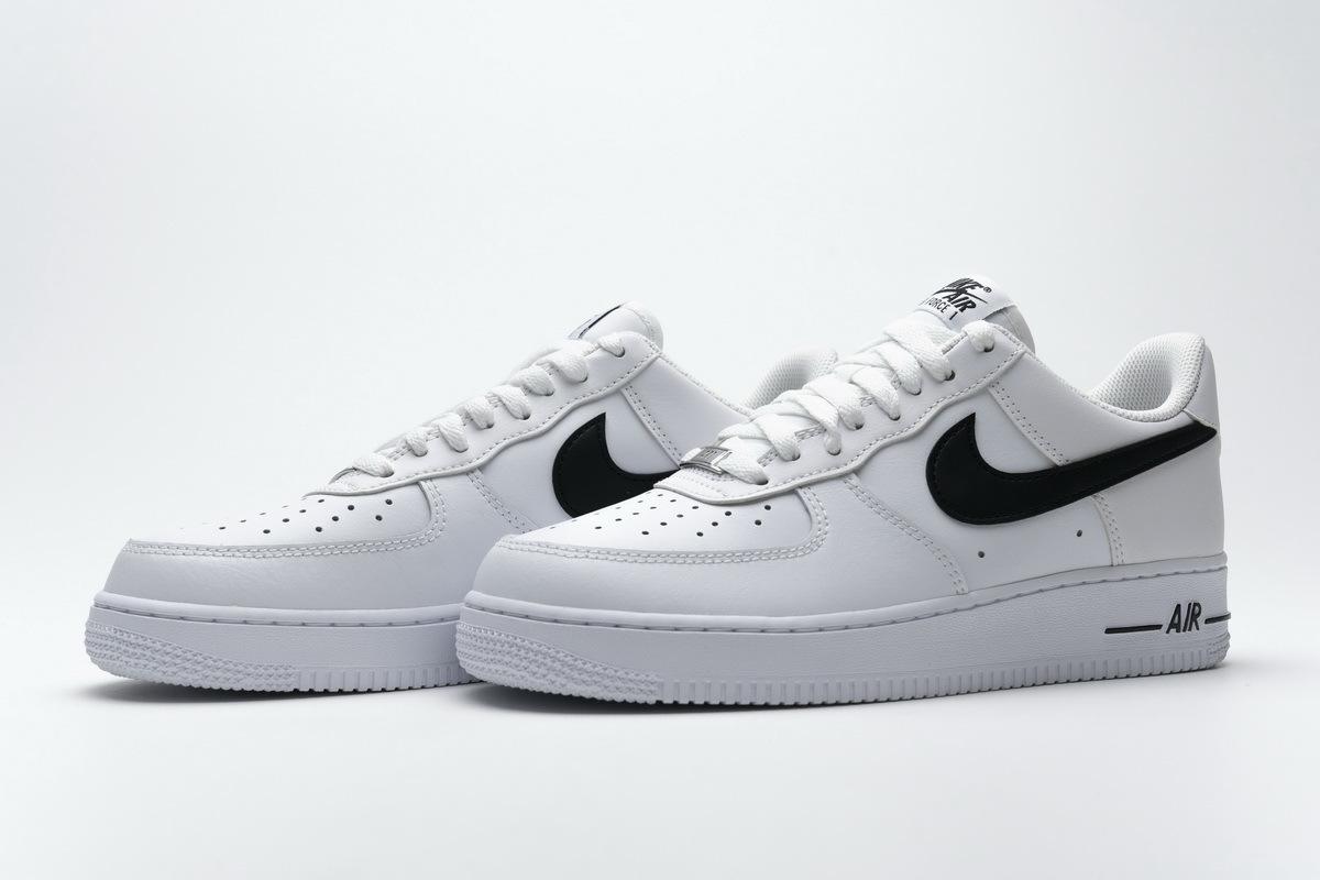 Nike Air Force 1 Low White Black (2020) CJ0952-100