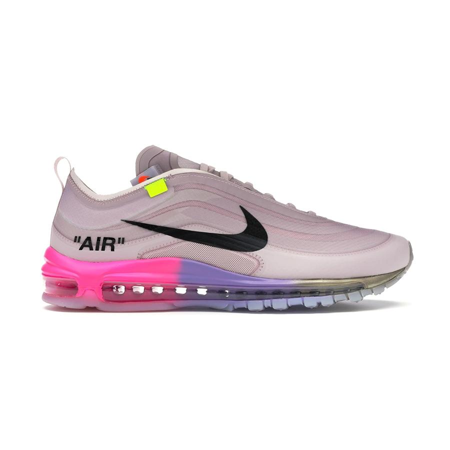 """Nike Air Max 97 Off-White Elemental Rose Serena """"Queen"""" AJ4585-600"""