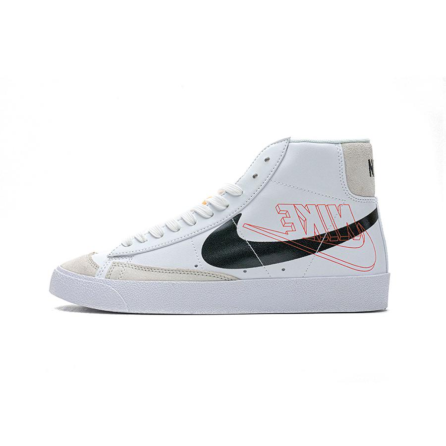 Nike Blazer Mid 77 Vintage Reverse Logo DA4651-100