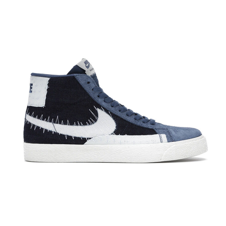 Nike SB Zoom Blazer Mid Sashiko Mystic Navy CT0715-400