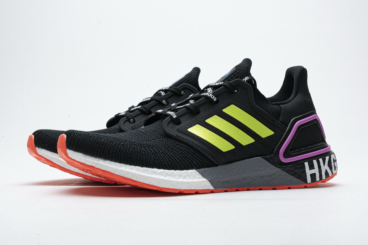 Adidas Ultra Boost 20 City Pack Hong Kong FX7818
