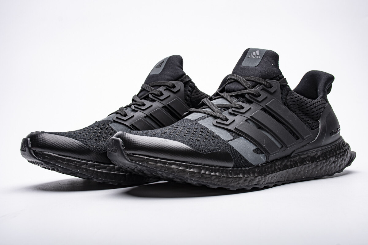 Adidas Ultra Boost Undefeated Blackout EF1966