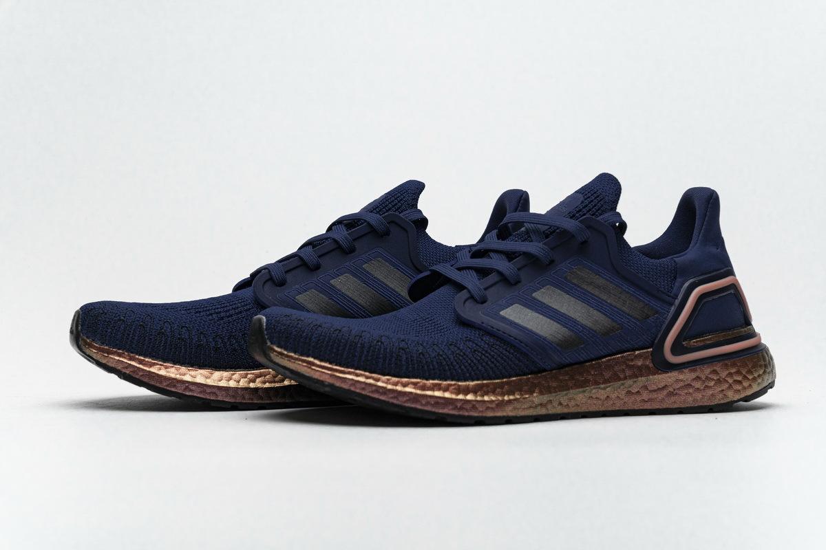 Adidas Ultraboost 20 Tech Indigo FV4394