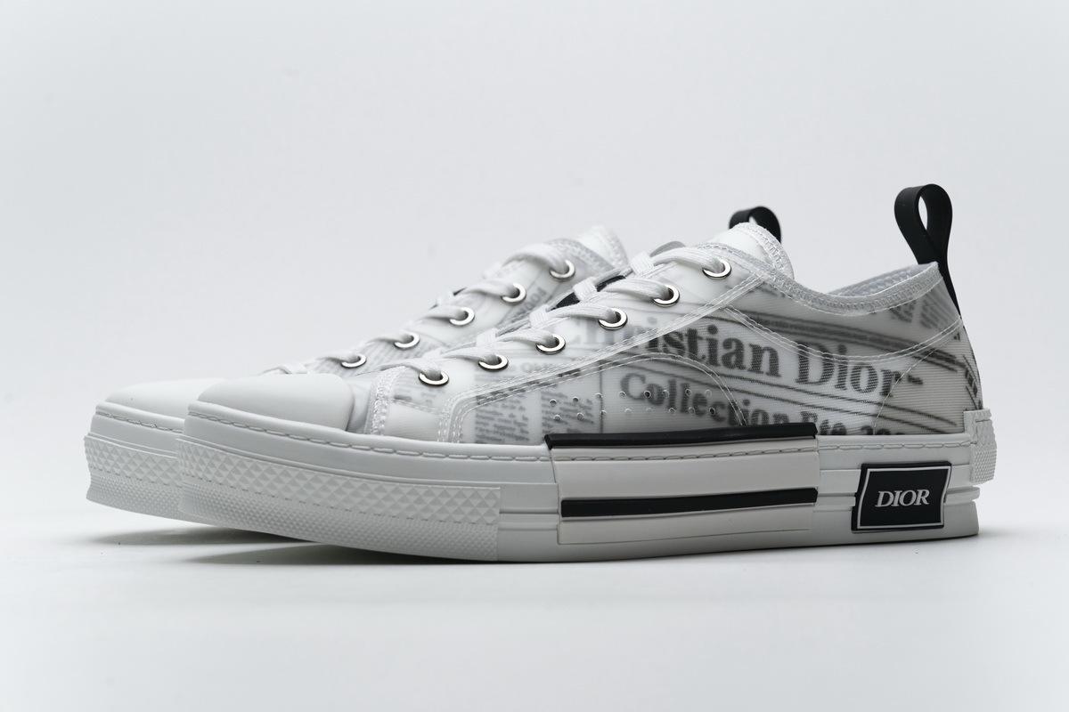 Dior 3SN249YUO Low H069 White