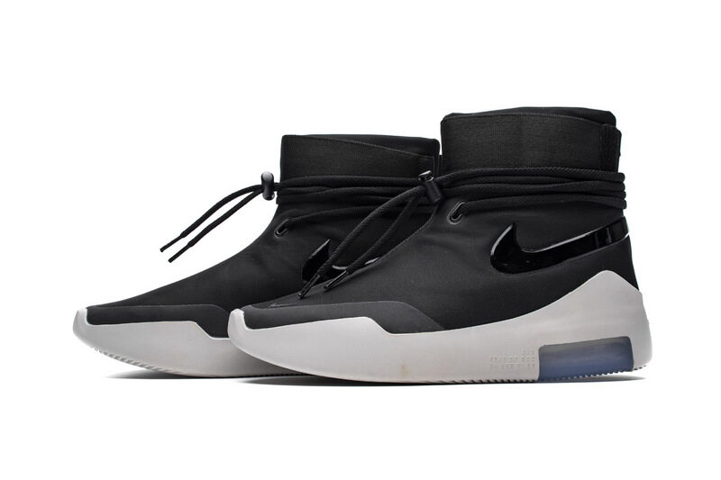 Fear of God x Nike Air Shoot Around Black AT9915-001