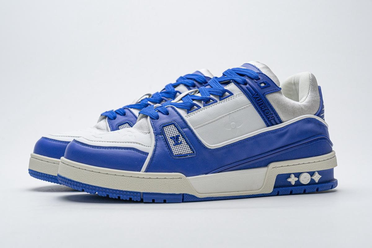 Louis Vuitton 20ss Trainer Blue