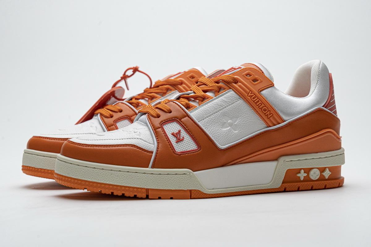 Louis Vuitton 20ss Trainer Orange